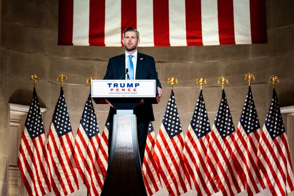 Judge Orders Eric Trump to Testify in N.Y. Fraud Inquiry